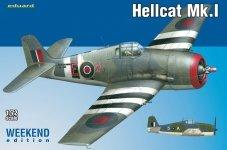 Eduard 7437 Hellcat Mk. I (1:72)