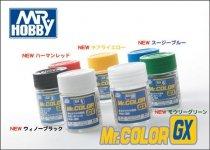 Mr.Color GX2 Ueno Black 18ml
