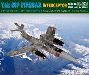 Bobcat 48001 Yak-28P Firebar Interceptor Soviet Medium Jet Interceptor (1:48)