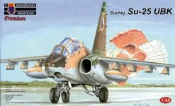 Kozavody Prostejov KPM4802 Su-25UBK 1/48