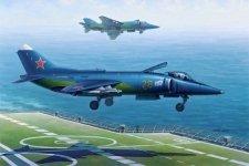 Hobby Boss 80362 Yak-38/Yak-38M Forger A (1:48)