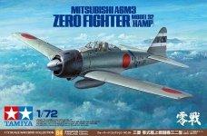 Tamiya 60784 Mitsubishi A6M3 Zero Fighter Model 32 (HAMP) (1:72)