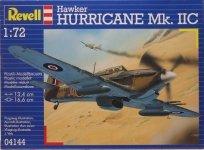 Revell 04144 Hawker Hurricane Mk IIC (1:72)