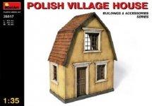MiniArt 35517 POLISH VILLAGE HOUSE (1:35)