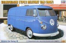 Hasegawa HC9 VW DELIVERY VAN 1967 (1:24)