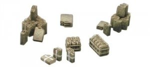 Italeri 0402 Jerry Cans (1:35)
