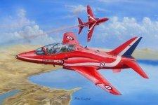Hobby Boss 81738 RAF Red Arrows Hawk T MK.1/1A 1/48