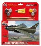 Airfix 55305 English Electric Lightning F.2A Starter Set 1:72