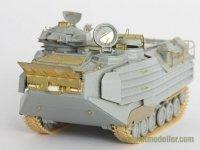E.T. Model E72-001 Modern USMC AAVP7A1 For DRAGON 7233 1/72