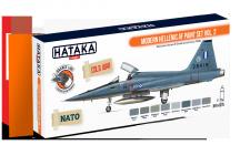 Hataka HTK-CS75 Modern Hellenic AF paint set vol. 2