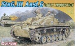 Dragon 7283 StuG.III Ausf.G Early Production (1:35)