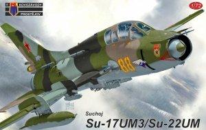Kovozavody Prostejov KPM0208 Su-17UM3/Su-22UM 1/72