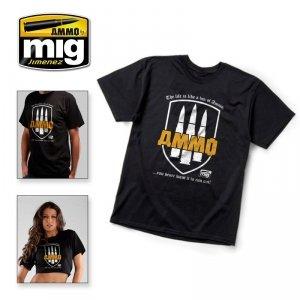 AMMO of Mig Jimenez 8000M AMMO T-shirt ( rozmiar , size M)
