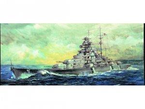 Trumpeter 05711 Germany Bismarck Battleship 1941 1/700