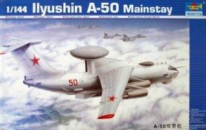 Trumpeter 03903 Ilyushin A-50 Mainstay 1/144