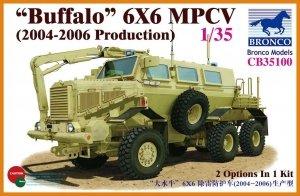 Bronco CB35100 Buffalo 6x6 MPCV (1:35)