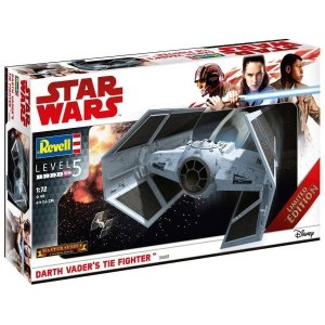 Revell 06881 Star Wars Darth Vader TIE Fighter 1/72