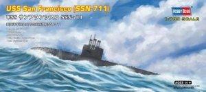 Hobby Boss 87015 USS San Francisco (SSN-711) 1/700