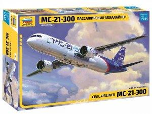 Zvezda 7033 IRKUT MS-21 Airliner 1/44