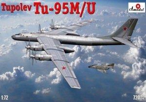 A-Model 72032 Tupolev Tu-95M/U 1/72