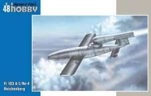 Special Hobby 48190 Fi 103A-1/ Re 4 Reichenberg (1:48)