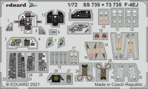 Eduard SS735 F-4EJ for FINE MOLDS 1/72