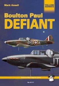 MMP Books 50197 Boulton Paul Defiant EN