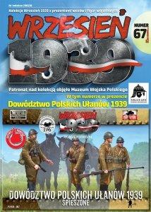 First to Fight PL067 Dowództwo Polskich Ułanów 1939 1/72