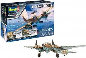 Revell 00452 Junkers Ju88 A-4 Technik 1/32