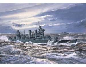 Trumpeter 05742 USS New Orleans CA-32 1/700