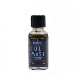 Modellers World MWW008 Oil Wash: Ziemisty brud (Earthy grime) 30ml
