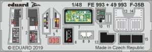 Eduard FE993 F-35B 1/48 KITTY HAWK