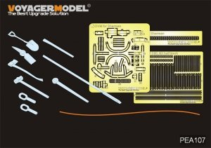 Voyager Model PEA107 OVM for Sherman Series (For All) 1/35