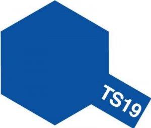 Tamiya TS19 Metallic Blue (85019)