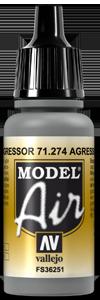 Vallejo 71274 Agressor Gray