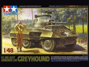 Tamiya 32551 M8 Greyhound (1:48)