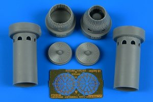 Aires 7374 F-14A Tomcat exhaust nozzles - varided position 1/72 ACADEMY