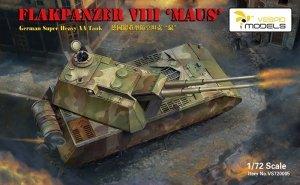 Vespid Models VS720005 Flakpanzer VIII MAUS 1/72