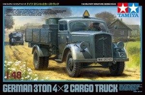 Tamiya 32585 German 3-ton Truck