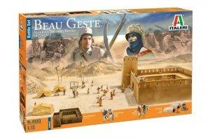 Italeri 6183 BEAU GESTE: Algerian Tuareg Revolt - BATTLE SET (1:72)