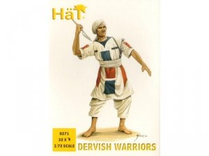 HaT 8271 Dervish Warriors 1:72