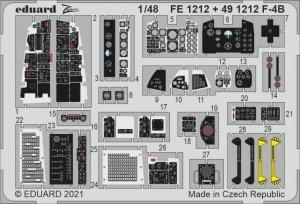 Eduard FE1212 F-4B TAMIYA 1/48