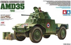 Tamiya 32411 AMD 35 FRENCH ARMORED CAR 1940 (1:35)