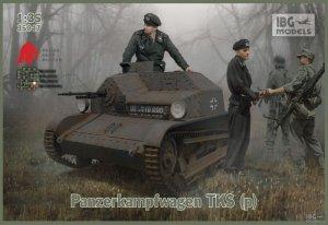 IBG 35047 Panzerkampfwagen TKS 1/35
