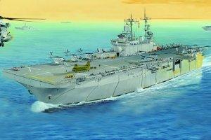 Hobby Boss 83402 USS Wasp LHD-1 1/700