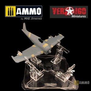 Vertigo VMP025 Airbrush II , with rotary base