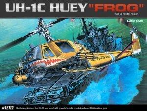 Academy 12112 UH-1C Huey Frog 1/35