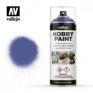 Vallejo 28017 AFV Fantasy Ultramarine Blue spray 400 ml.