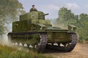 Hobby Boss 83878 Vickers Medium Tank MK I
