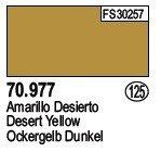 Vallejo 70977 Desert Yellow (125)